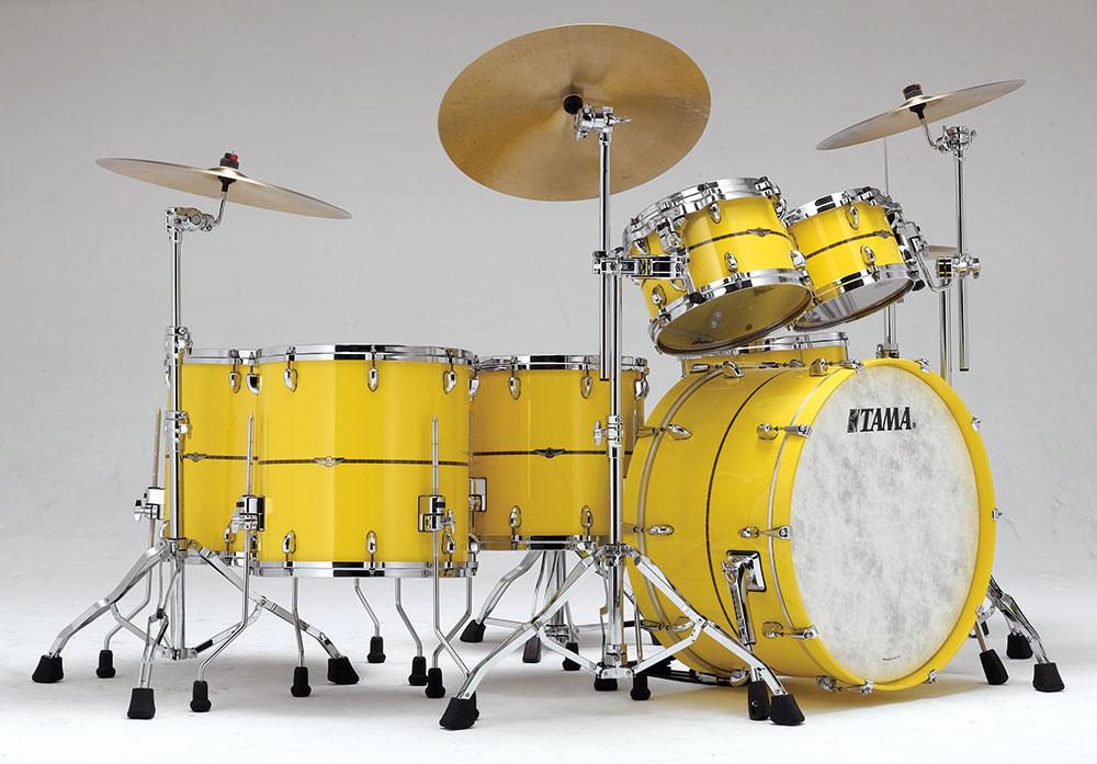 tama star yellow
