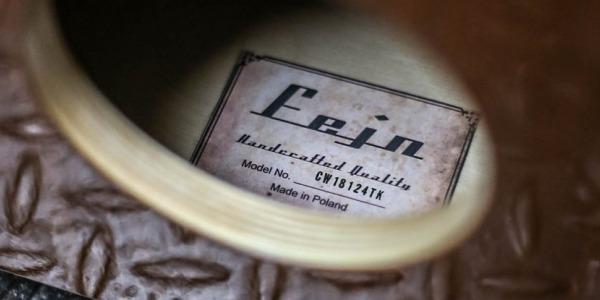 Rodzime marki cajonów - AW Cajon i Fejn